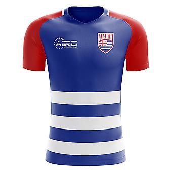 Tricou de fotbal Ajaria Home Concept 2020-2021