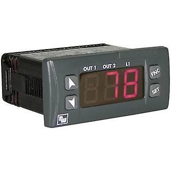 Wachendorff UR3274S1 PID Temperature controller K, S, R, J, Pt100, Pt500, Pt1000, Ni100, PTC1K, NTC10K 10 A relay, 5 A relay, SSR (L x W x H) 53 x 77 x 35 mm