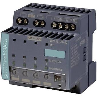 Siemens 6EP1961-2BA11 DC/DC converter 3 A No. of outputs: 4 x