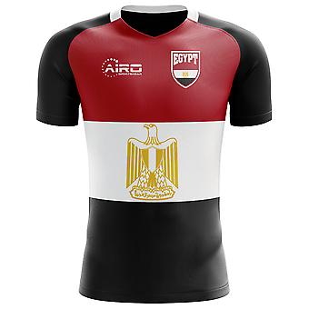 2020-2021 Egypt Flag Concept Football Shirt (Kids)
