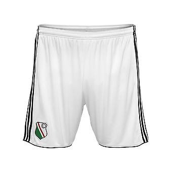 Adidas Legia Warszawa H 1819 Junior BR6849 football all year women trousers
