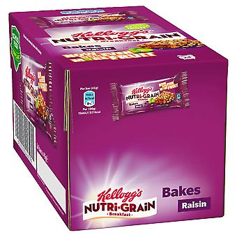 Kelloggs Elevenses Raisin Bars