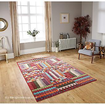 Xenón arte alfombra
