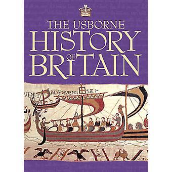 The Usborne History of Britain by Ruth Brocklehurst - 9780746084441 B