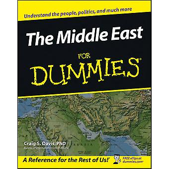 The Middle East For Dummies by C.S. Davis - 9780764554834 Book