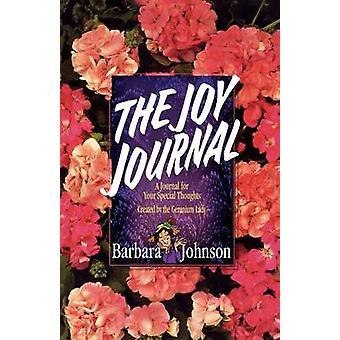 Le Journal de la joie par Barbara Johnson - livre 9781400278107