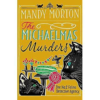 The Michaelmas Murders: The No2 Feline Detective Agency