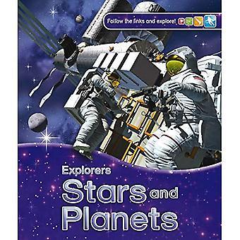 Verkenners: Sterren en planeten