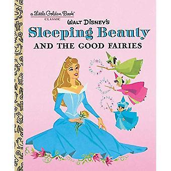 Sleeping Beauty et les bonnes fées (Disney Classic) (petit livre d'or)