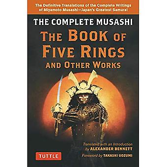 Miyamoto Musashi's Book of Five Rings: A Definitive Translation of the Timeless� Masterpiece of Japan's Greatest Samurai