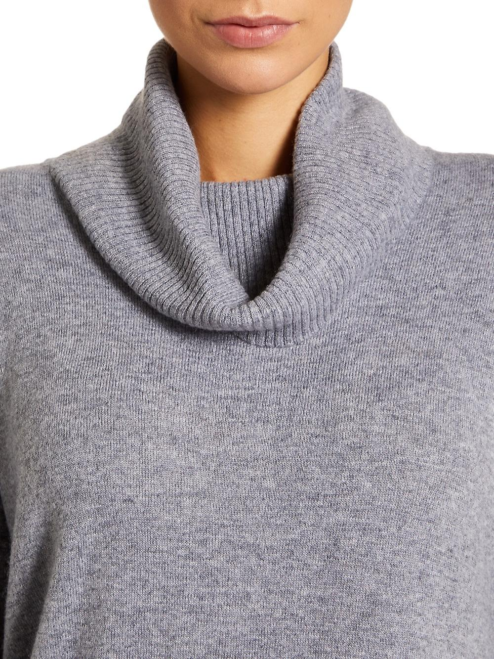 Cowl Neck Knitted Top