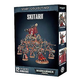 Games Workshop - Warhammer 40K: Start Collecting! Adeptus Mechanicus