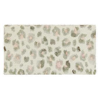 Salon lion mini mat Watercolour Leo small shoe storage Bowl mat doormat