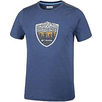 Columbia Hillvalley Forest EO0029470 universale estate uomini t-shirt