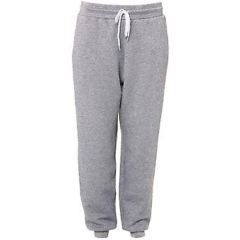 Cotton Addict Mens Unisex Fleece Lined Jogger Sweatpants