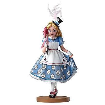 Disney Haute Couture Alice im Wunderland 65. Jubiläum Maskerade Figurine
