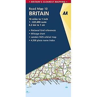 Britain by AA Publishing - 9780749578985 Book