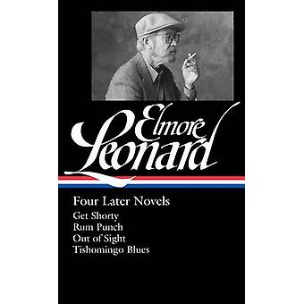 Elmore Leonard - Four Later Novels - Get Shorty / Run Punch / Out of Si