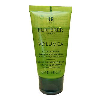 Rene Furterer Volumea Volumizing Shampoo Fine & Limp Hair 1.6 OZ