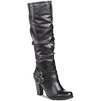 نمط وشركاه النساء سنا اللوز تو منتصف العجل أحذية الأزياء