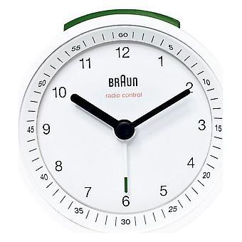 Brown alarm clock BNC007WH-RC-66010
