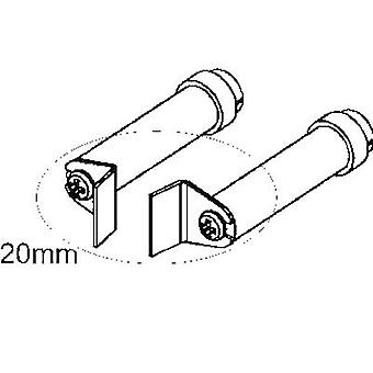 Star Tec Desoldering tip Tip size 20 mm Content 2 pc(s)