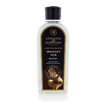 Ashleigh & Burwood 500ml Premium Duft Diffusion Lampe Öl Nachfüllflasche Mitternacht Oud