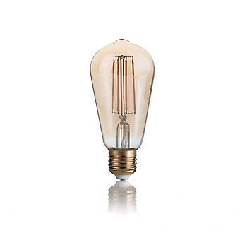 Ideal Lux Light Bulb Vintage E27 4W Cono