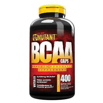 Mutante BCAA Protein Synthesis Supplement Kapseln