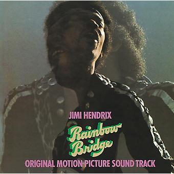 Jimi Hendrix - importation USA Rainbow Bridge [CD]
