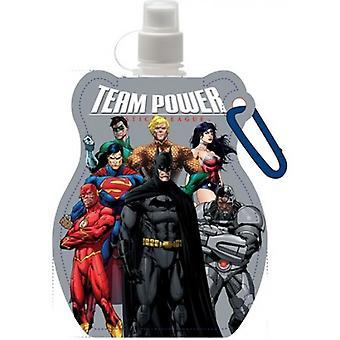 Water Bottle Key Chain - DC Comics 45433