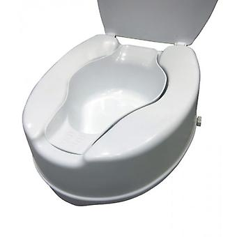 Garcia 1880 Soft Toilet Lift with Lid (Well-being and relaxation , Orthopedics)