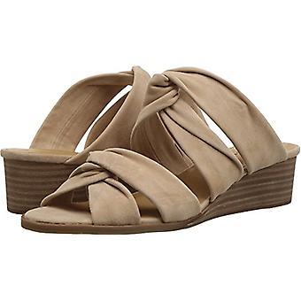 Lucky Brand mujeres Rhilley tela Peep Toe Casual Plataforma Sandalias