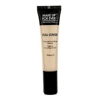 Make Up For Ever Full Cover Extreme Camuflagem Creme à prova d'água - #1 (porcelana rosa) - 15ml / 0.5oz