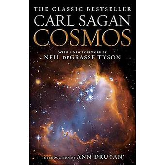 Cosmos by Carl Sagan - Neil Degrasse Tyson - Ann Druyan - 97803455394