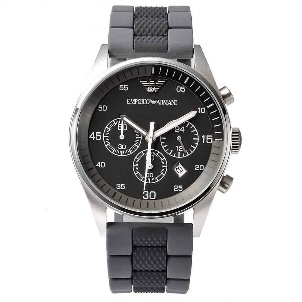 Emporio Armani mannen Chronograph horloge AR5866