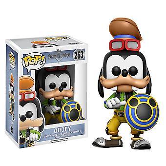 Kingdom Hearts Goofy Pop! Vinyl
