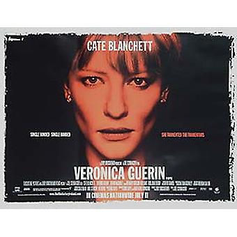 Veronica Guerin Original Cinema Poster
