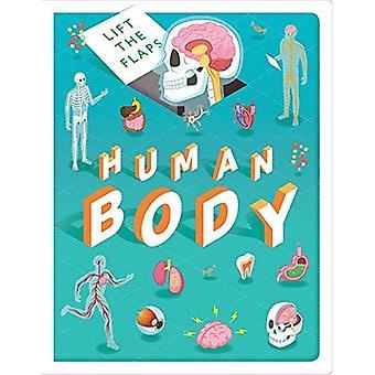 LIFT THE FLAPS HUMAN BODY