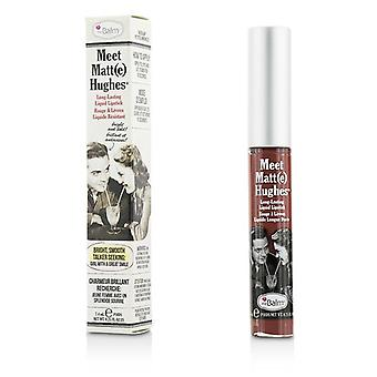 Conheça TheBalm fosco Hughes duradouro batom líquido - encantador - 7.4ml/0.25oz