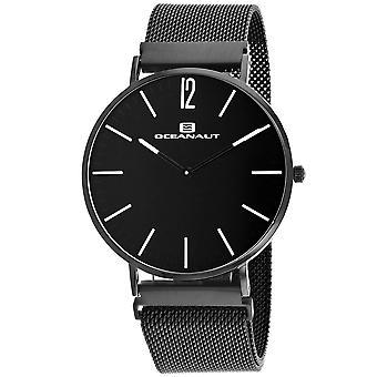Oceanaut Men-apos;s Magnete Black Dial Watch - OC0103