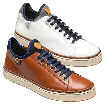 Callaway Golf Mens Casual Leather Golf Shoes