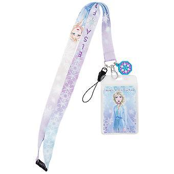 Mrożone 2 Elsa Dangle Smycz
