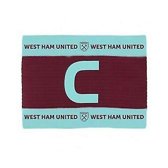 West Ham United FC Captains Armband