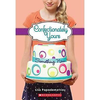 Something New by Papademetriou - 9780545222310 Book