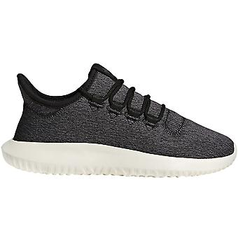 adidas Originals Womens Tubular Shadow Casual Lace Up Low Rise Trainers - Black