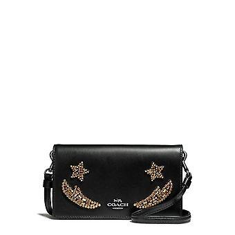 Coach women's crossbody bag, black 31872