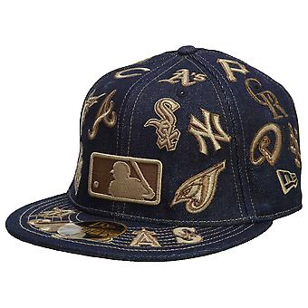 New Era Fitted Hat Mens Style : Hat561