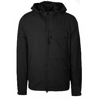 C.P. Company C.P. Company Black Micro-M Waterproof Overshirt Jacket