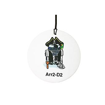 Assainisseur d'Air voiture pirate Droid Arr2-D2
